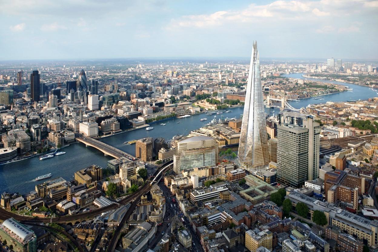 На чердак лондонского The Shard никого не пускают