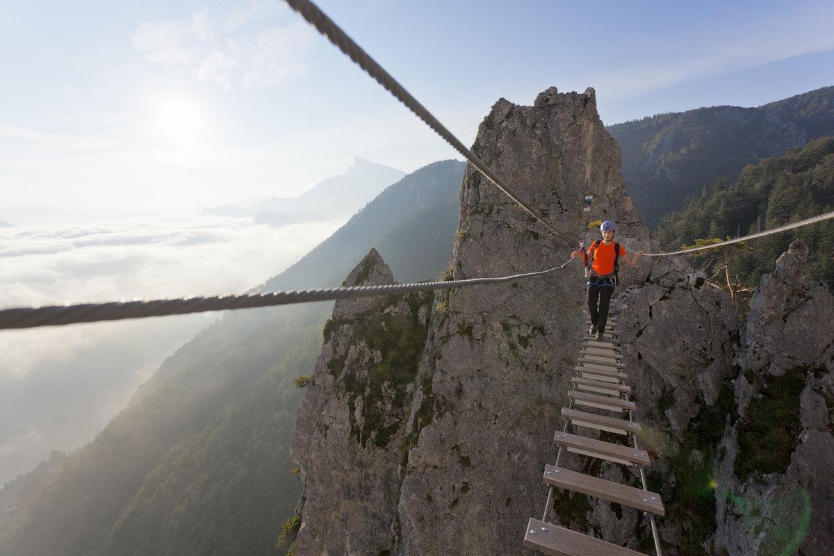 Мосты переправы в Альпах, Австрия