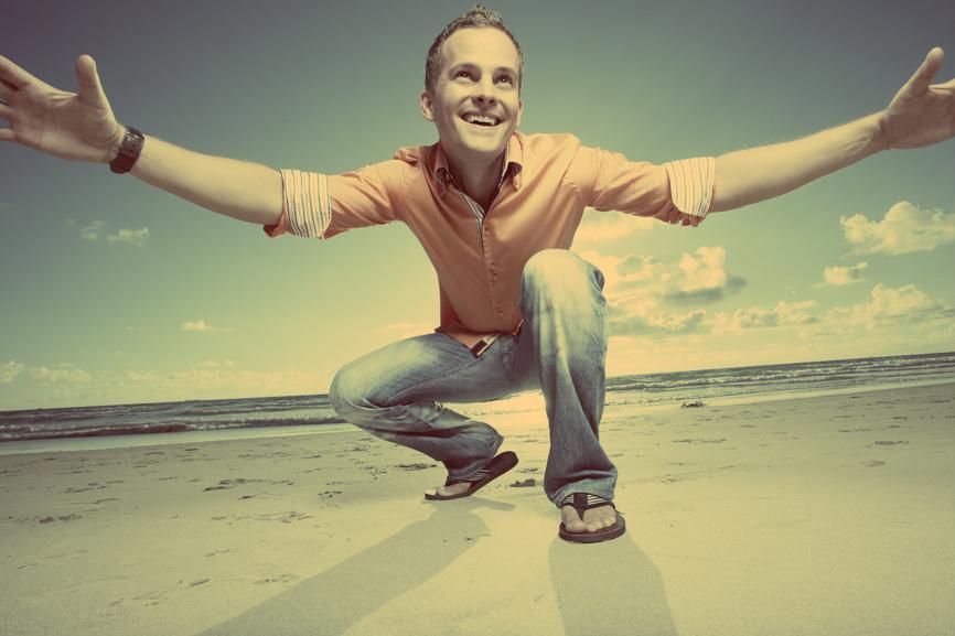 Полезные привычки помогут стать счастливым человеком