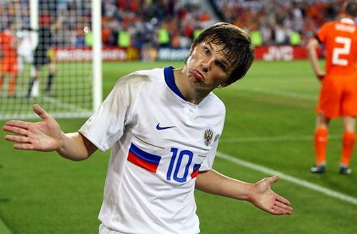 Андрей Аршавин стал «жопобрейкой»