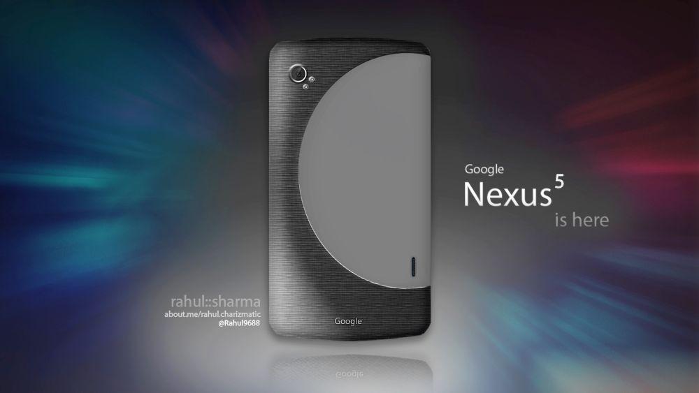 Один из концептов Nexus 5