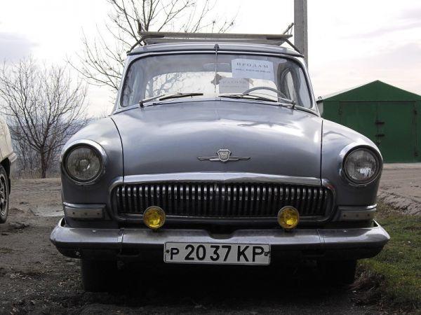 7. ГАЗ-21 Волга