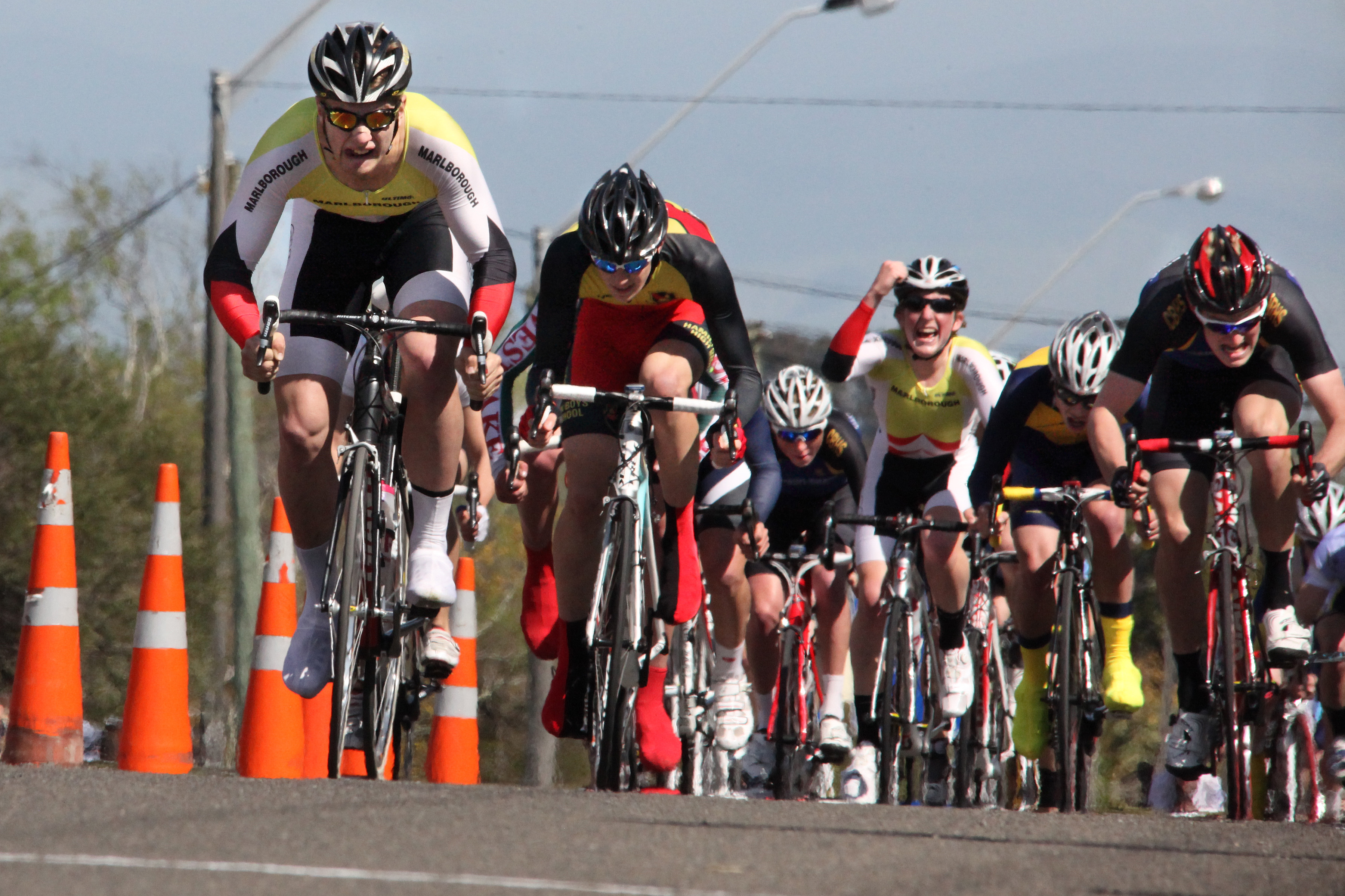 Шоссейный велоспорт напрямую связан с анаэробными нагрузками