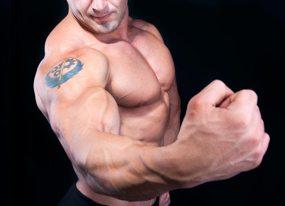 Объемные мышцы - это еще не означает, что у тебя крепкое здоровье