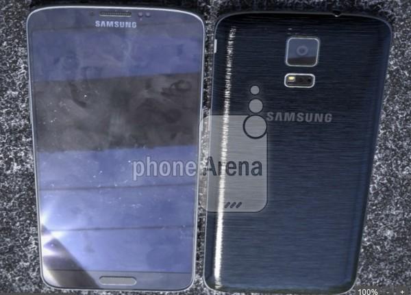 Samsung Galaxy Alpha Galaxy S5