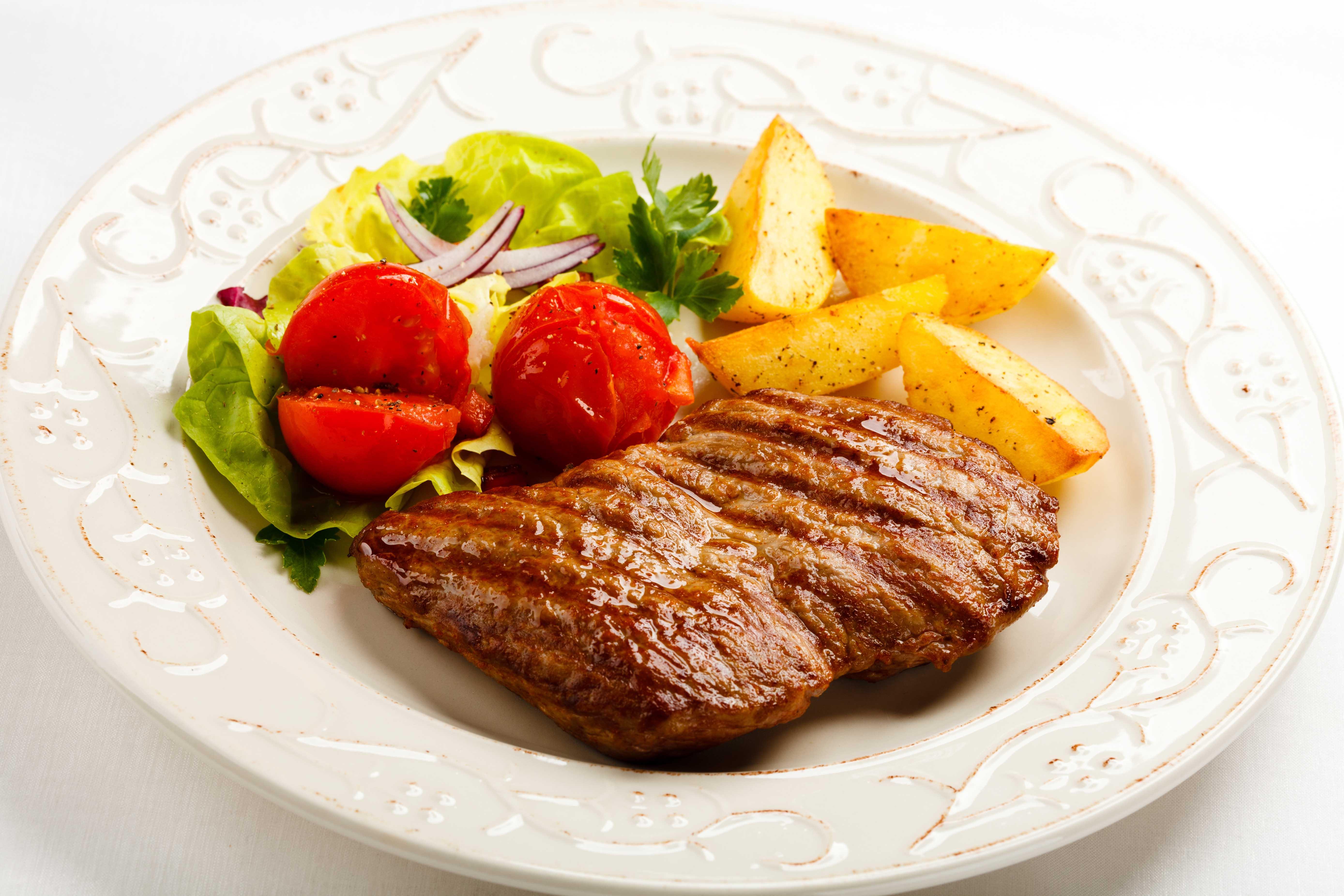 Любое мясо можно обезжирить