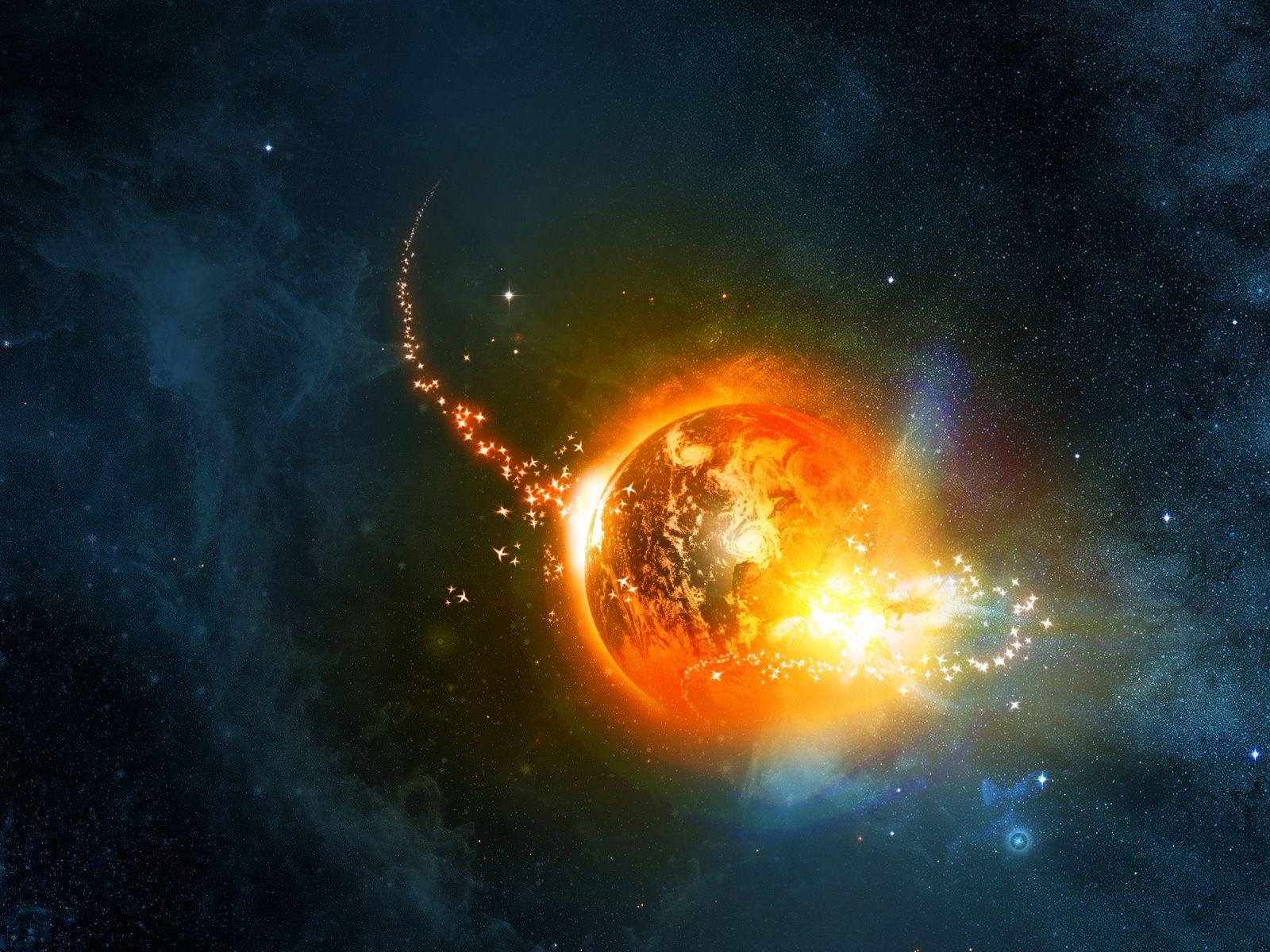 Загадочная планета Нибиру должна подлететь к Земле 21 декабря