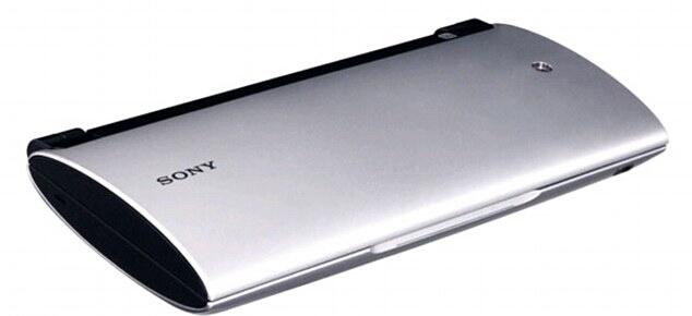 Tablet P в сложенном виде