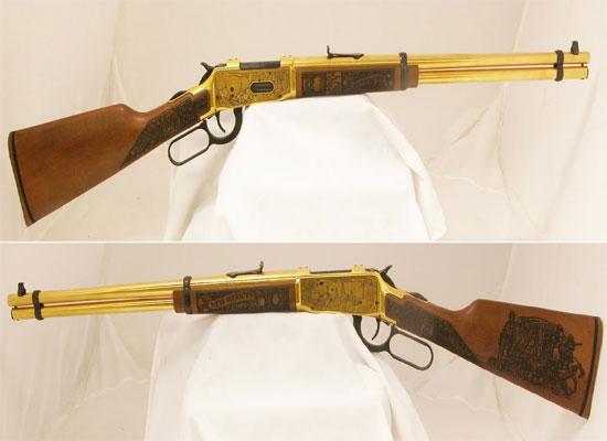 NM Centennial: золотой ствол