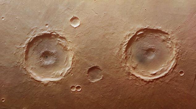 Глаза на Марсе