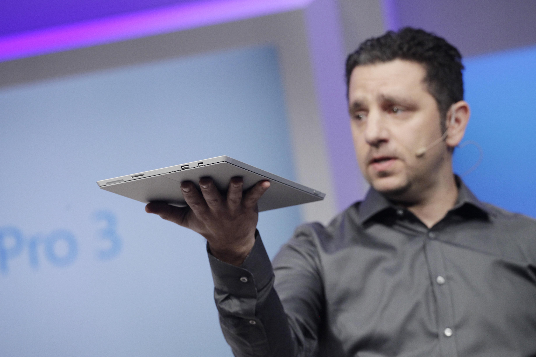 Презентация Surface Pro 3