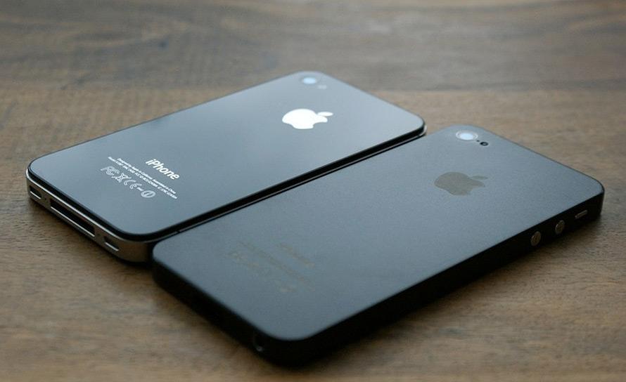 Проверяй размер iPhone 5S