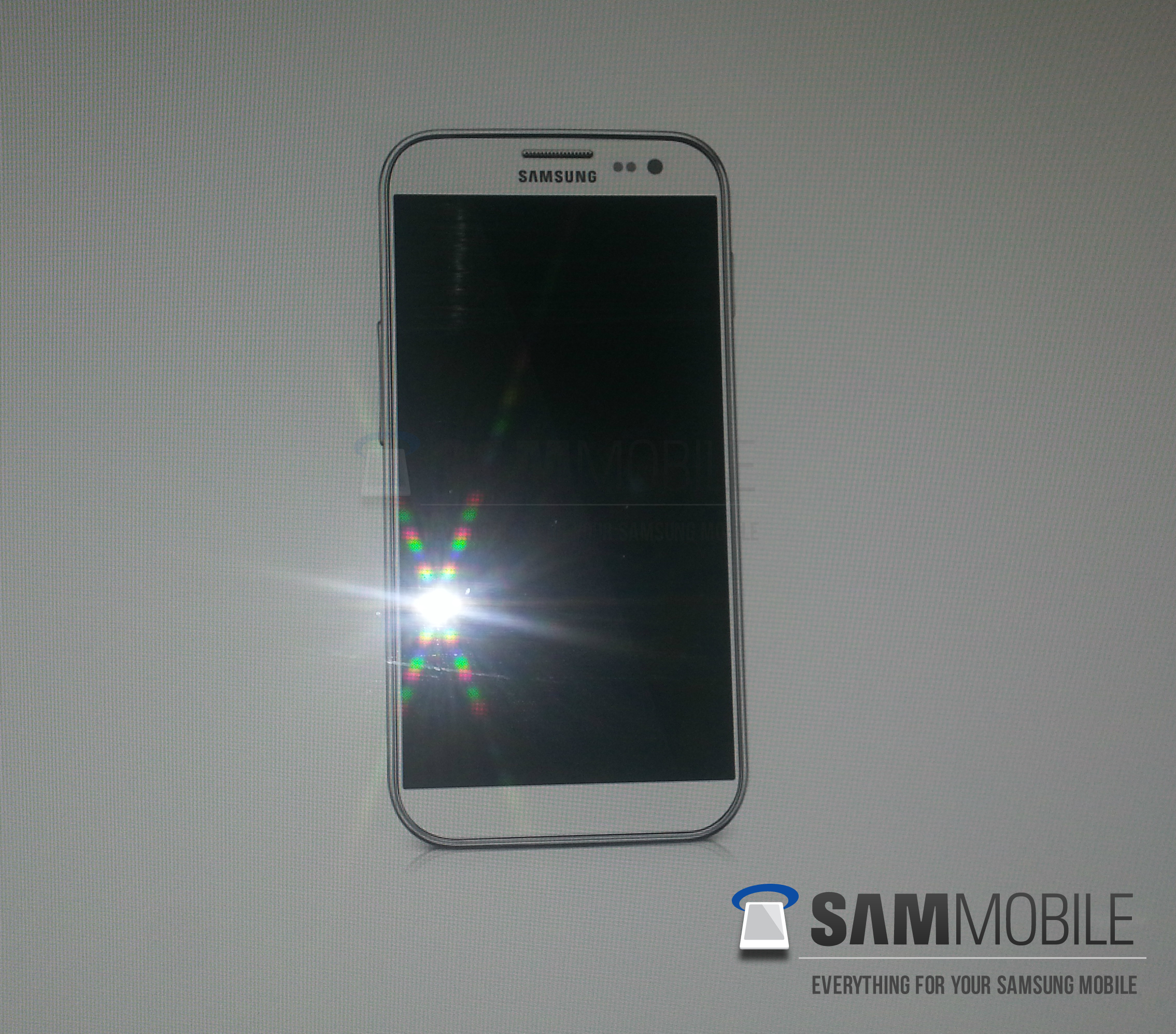 Та самая фотография Samsung Galaxy S IV