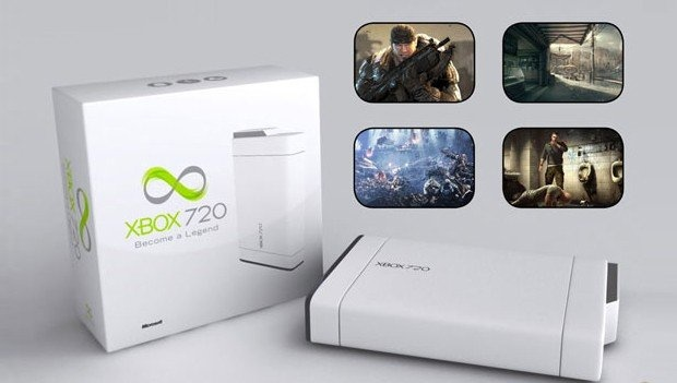Концепт Xbox 720
