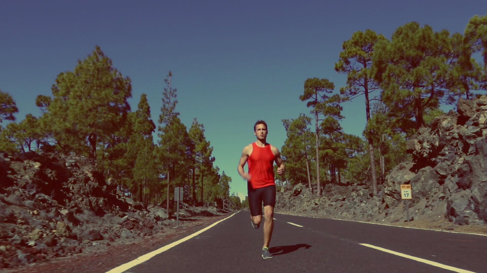Бег - лучший способ укрепить сердце и быстро похудеть