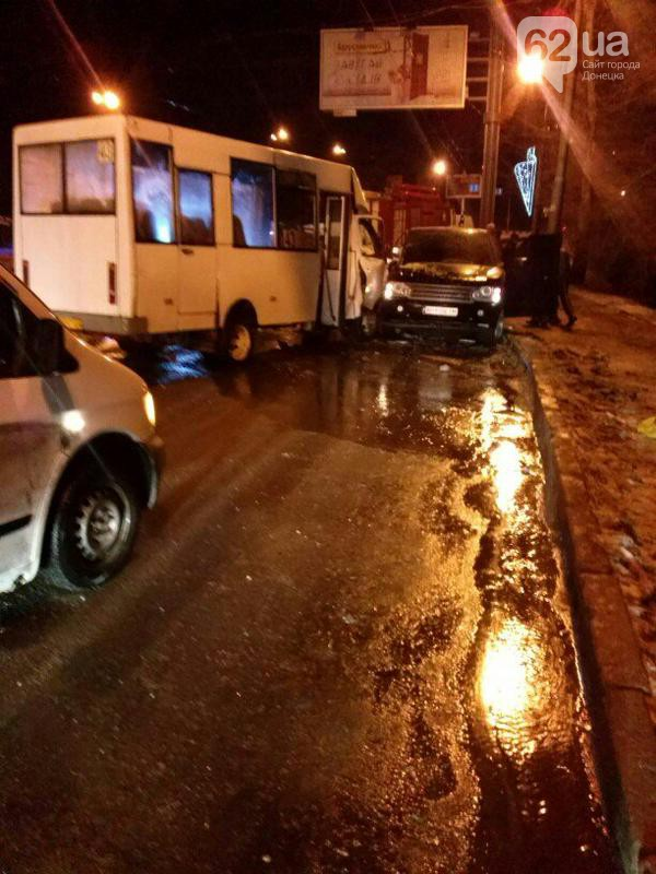 Пассажиры серьезно пострадали