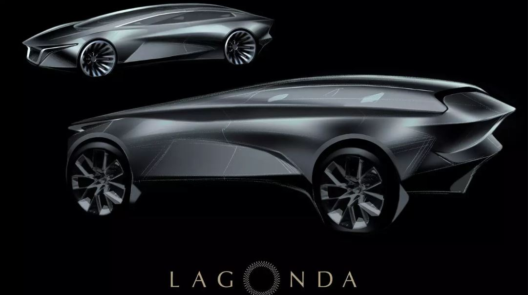 Lagonda Electric SUV