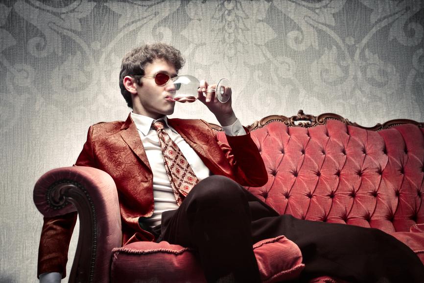 Если вермут хороший, его просто хочется пить