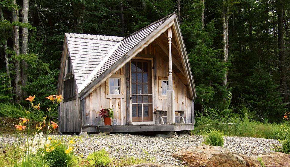 Был бы ты писателем, обязательно жил бы в этом доме