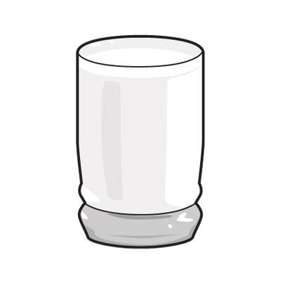 Молоко пополнит тебя кальцием и аминокислотами