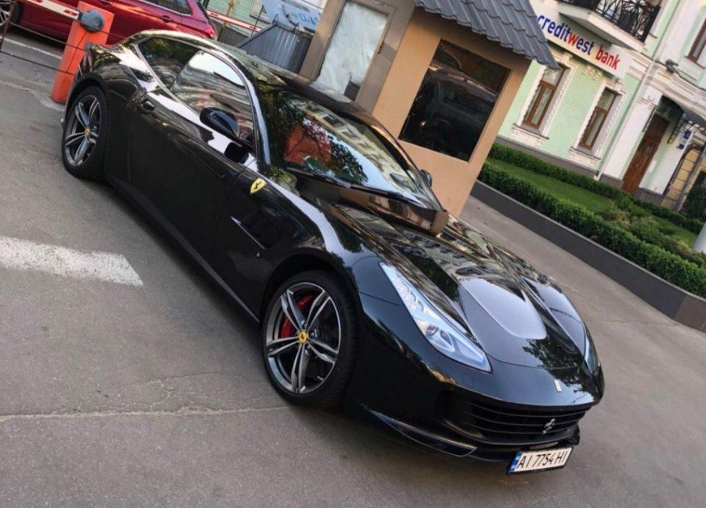 5. Ferrari GTC4 Lusso