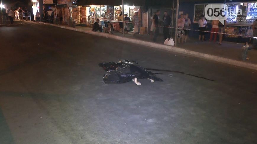 ДТП в Днепропетровске. Один человек погиб, один в реанимации
