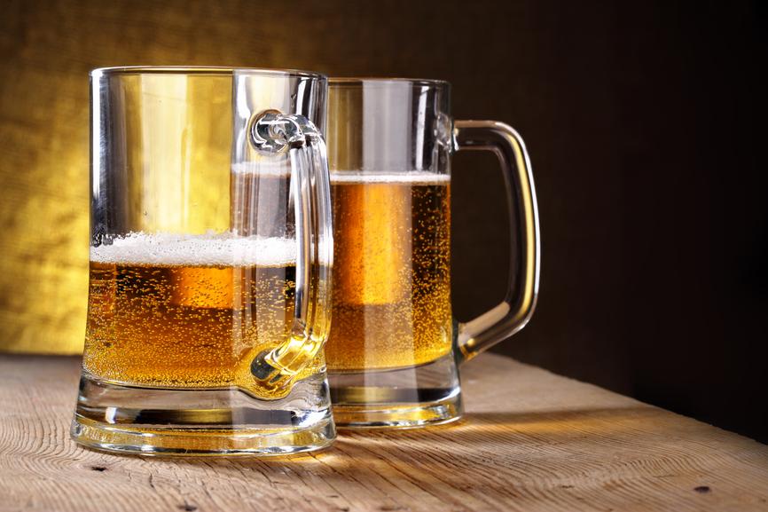Чрезмерное употребление пива приводит к накоплению мышьяка в организме
