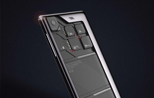 Проект телефона от ZTE