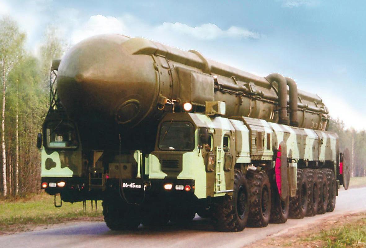 Некоторые баллистические ракеты могут уничтожать целые страны