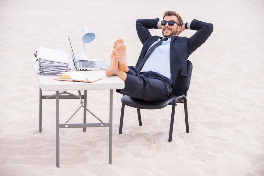 Отодвинь подальше жену и работу, если хочешь нормально отдохнуть