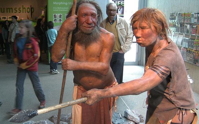Неандертальцы — наши родственники