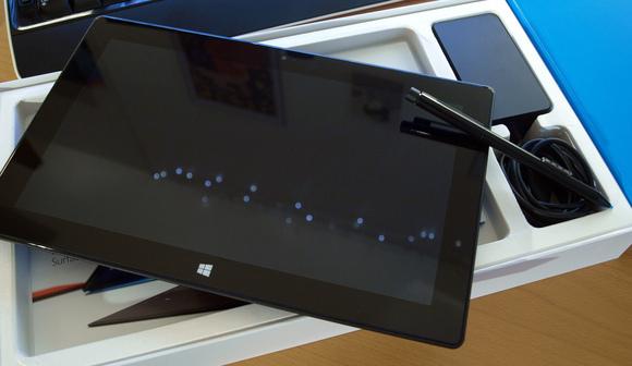 Новый планшет может быть мини-версией Surface