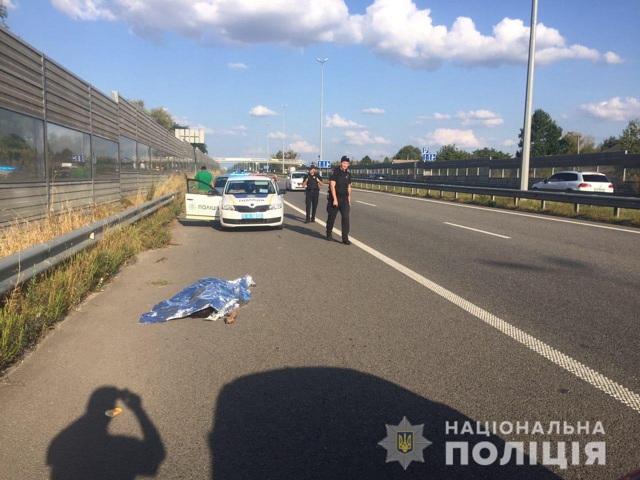 Пешеход погиб на месте происшествия