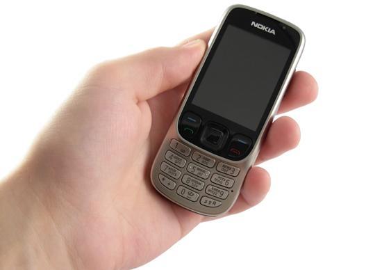 На восьмом месте — Nokia 6303 Classic. Телефон опустился с шестой позиции, по сравнению с июлем.