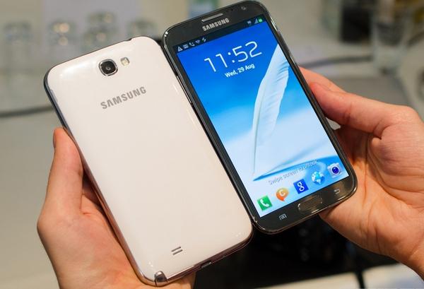 Samsung Galaxy Note 3 будет большим и мощным