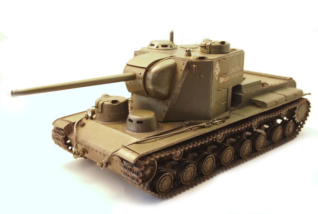 КВ-5 доступен только в игровом варианте