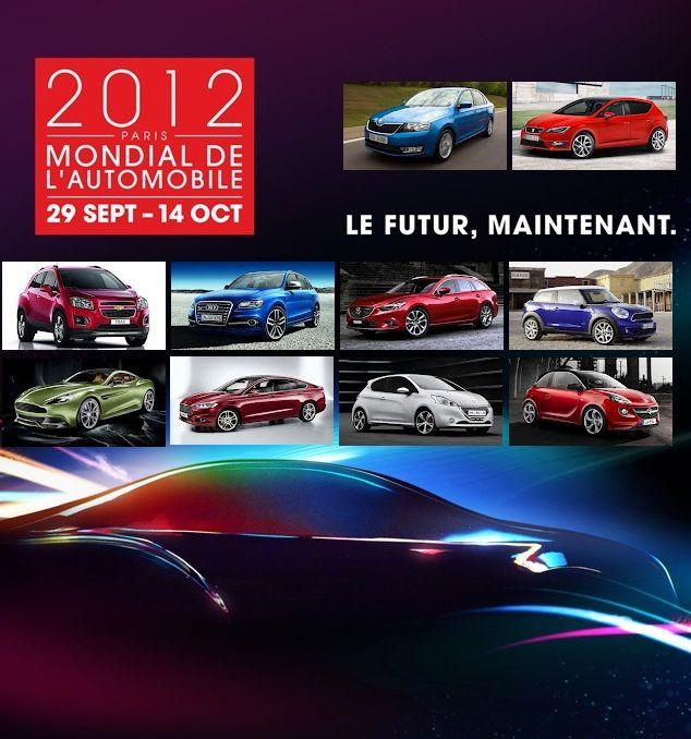 Парижский автосалон порадует новинками разных брендов и классов