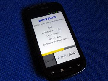 Apple может купить компанию Novauris Technologies