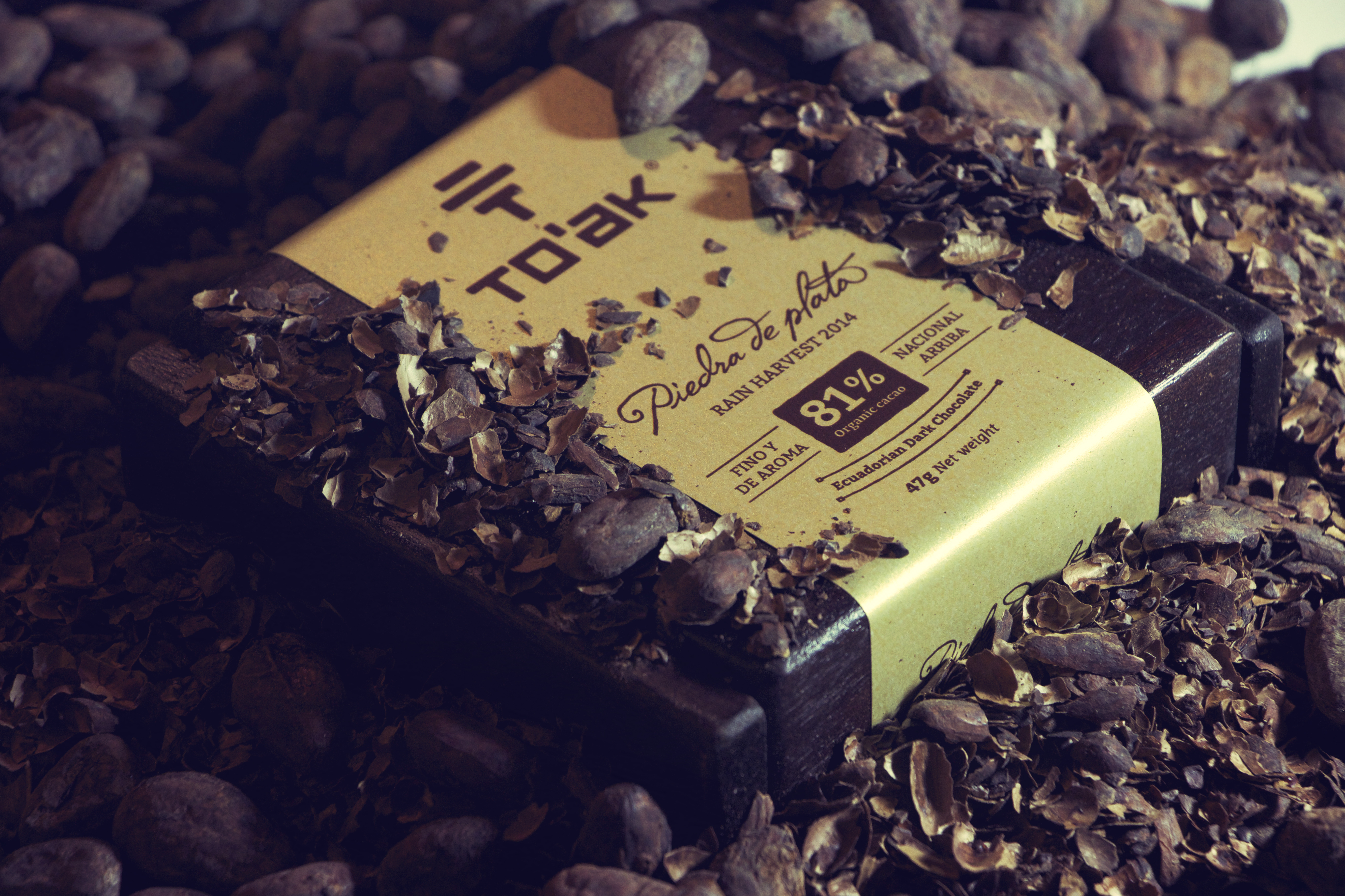 Порадуй свою женщину To'ak Chocolate - самой  дорогой шоколадкой