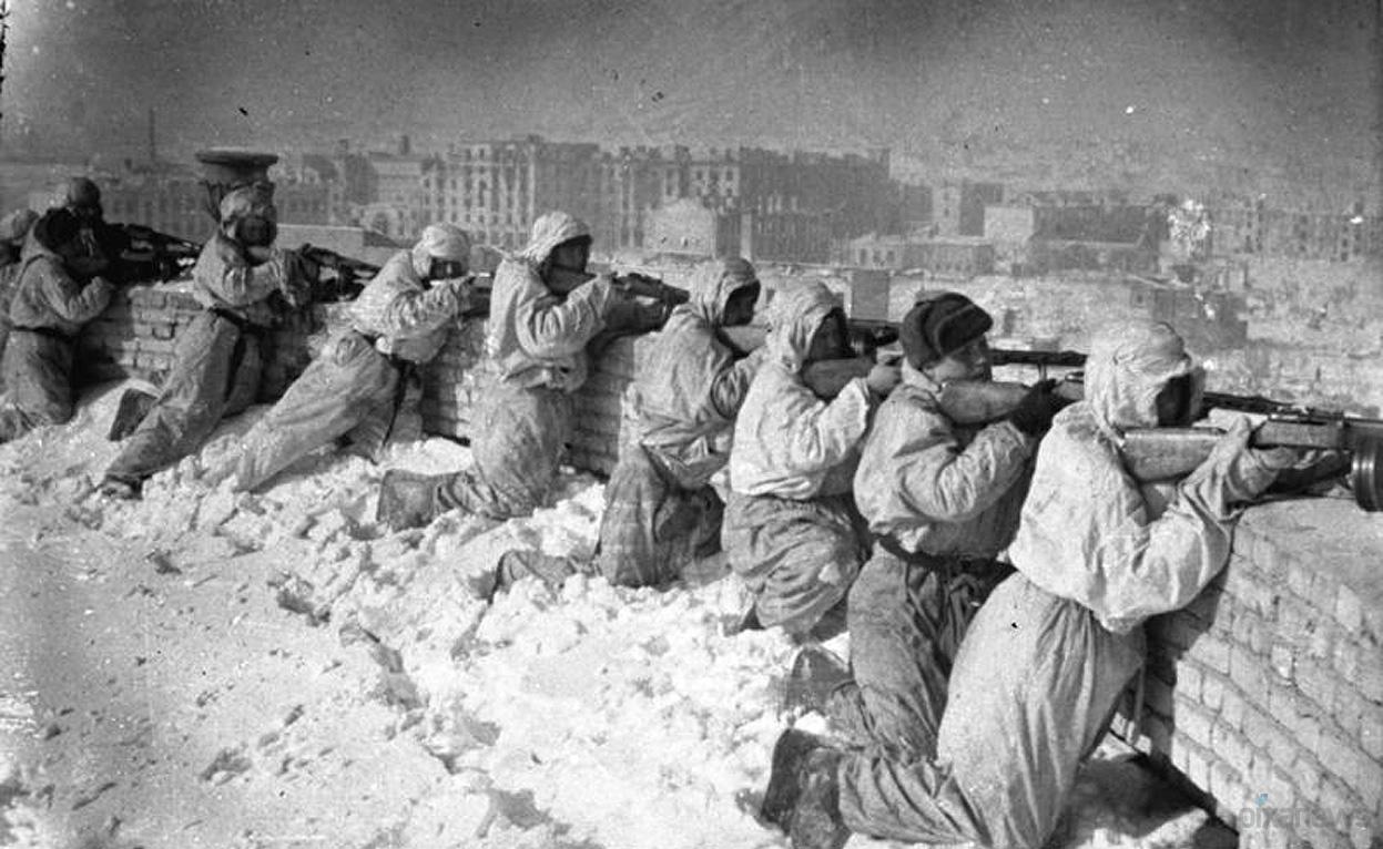 Лучший секс снимок второй мировой войны