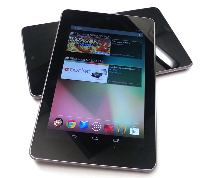 Nexus 7 по скандально низкой цене
