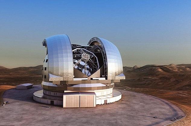 Так, по мнению специалистов, будет выглядеть телескоп