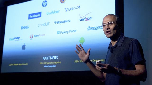 Сатья Наделла — новый глава Microsoft