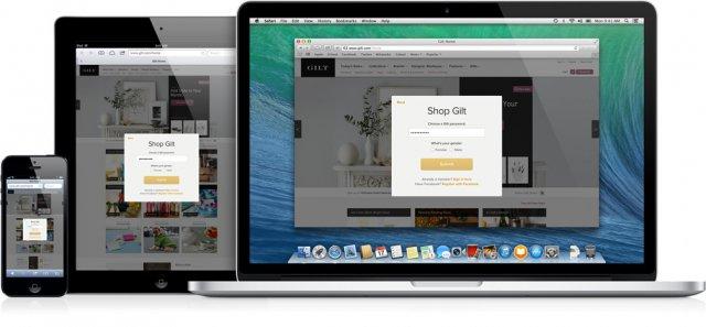Mac OS X Maveriks