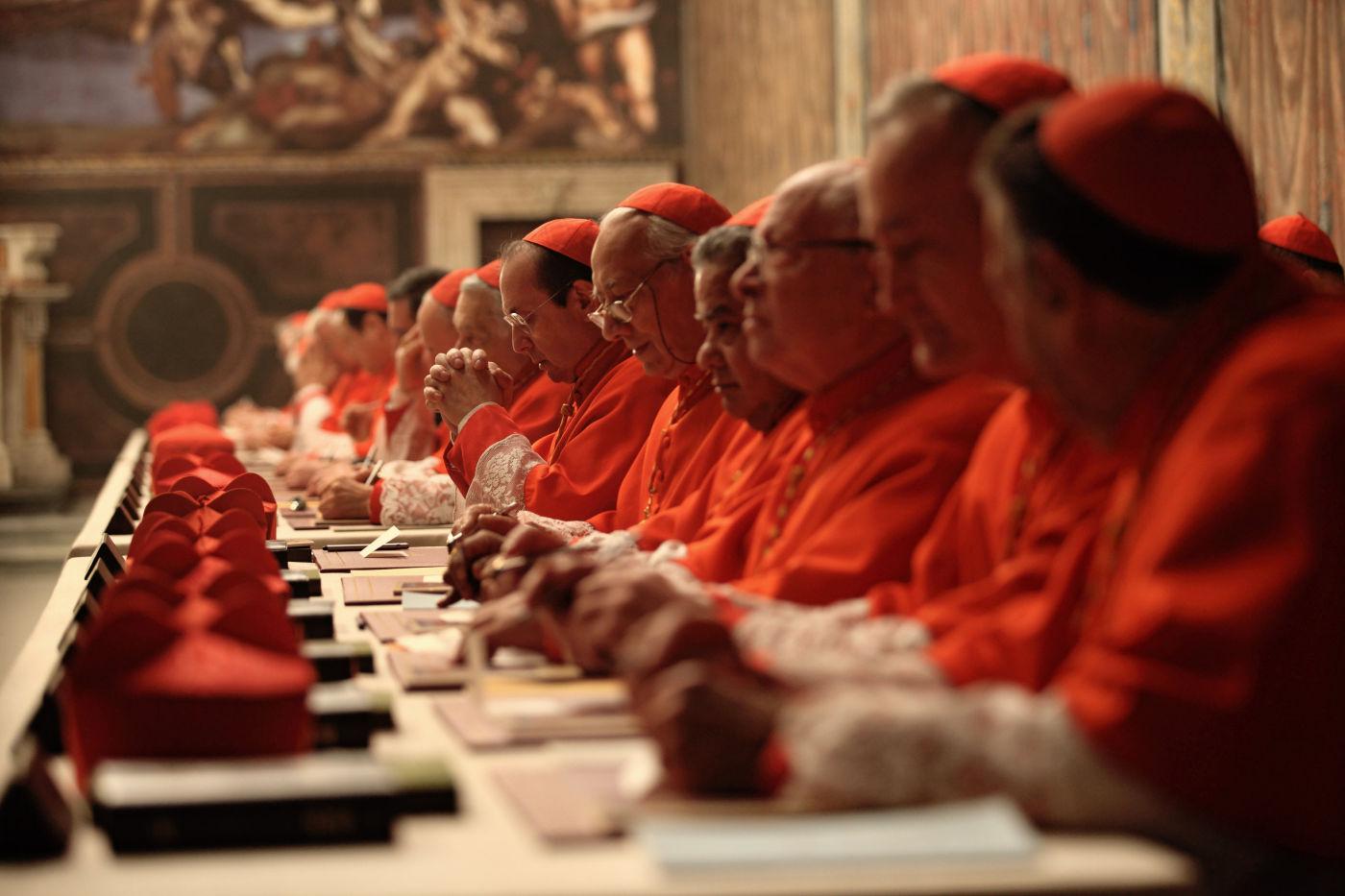 Конклав по избранию папы