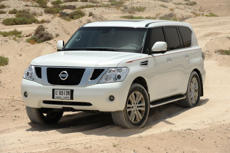 Производство Nissan Patrol Y62 запущено в 2010