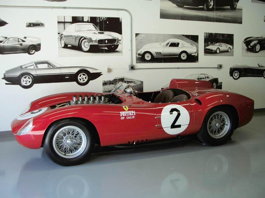 Одну из Ferrari 412 S на аукционе забрали без торгов за рекордные $6,5 миллионов