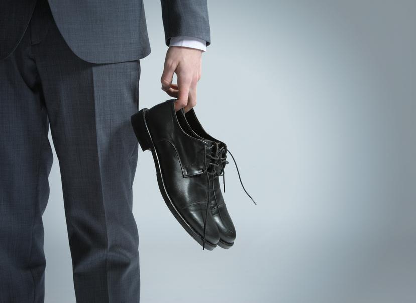 Помни: обувь - лицо мужчины. Она всегда должна быть в идеальном состоянии