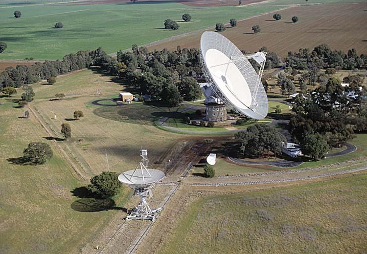 Телескоп засек сигнал возрастом примерно 10 млрд лет