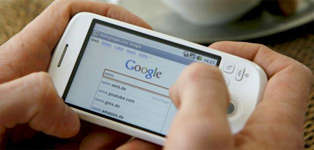 Мобильный интернет-серфинг - занятие трудное